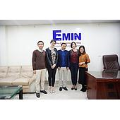 Representative of SKB Russia visited and worked at EMIN office in Vietnam