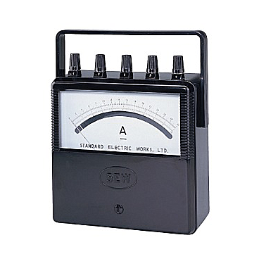 Sew ST-2000 (1418) Protable DC Ammeter ( ± 0.5% f.s)